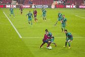 FC Barcelona match — Stock Photo