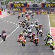 Moto Grand Prix race — Foto de stock #40291649