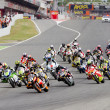 Stock Photo: Moto Grand Prix race