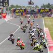 图库照片: Moto Grand Prix race