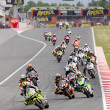 Moto Grand Prix race — Foto de stock #40292191