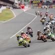 Moto Grand Prix race — Foto de stock #40292533