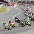Moto Grand Prix race — Foto de stock #40292619