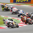 Moto2 Grand Prix — Foto de stock #40292675