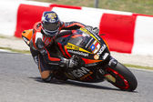 Colin Edwards racing — Stock Photo