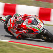Постер, плакат: Nicky Hayden racing