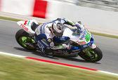 Ivan Silva racing — Stock Photo