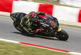 Andrea Dovizioso racing — Stock Photo