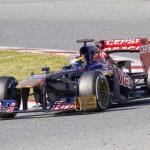 Постер, плакат: Formula 1 Toro Rosso
