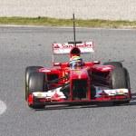 Formula 1 Felipe Massa — Stock Photo #40634281