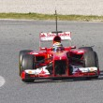 Formula 1 Felipe Massa — Stock Photo