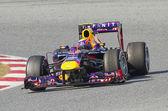 Formula 1 Red Bull — Foto de Stock