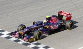 Formula 1 - Jean Eric Vergne — Stock Photo
