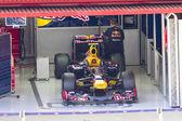 Formula 1 - Red Bull — Foto de Stock