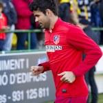 Diego Costa of Atletico de Madrid — Stock Photo #41846797