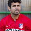 Diego Costa of Atletico de Madrid — Stock Photo