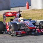 Постер, плакат: Formula 1 McLaren