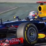 Постер, плакат: Formula 1 Sebastian Vettel