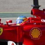 Постер, плакат: Formula 1 Fernando Alonso
