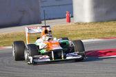 Formula 1 - Force India — Stock Photo