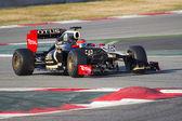 Formula 1 - Lotus Renault — Stock Photo