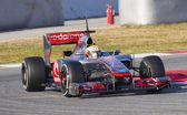 Formula 1 - McLaren — Stock Photo