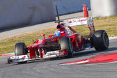 Formula 1 - Fernando Alonso — Stock Photo