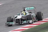 Nico Rosberg — 图库照片