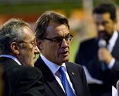 Artur Mas — Stock Photo
