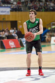 Guillem Vives of Joventut — Stock Photo