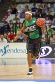 Tariq Kirksay of Joventut — Stock Photo