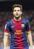 Cesc fabregas — Stock Photo