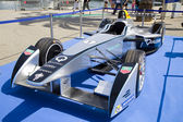 Formula E Renault Spark SRT 01E — Stock Photo