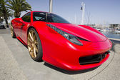 Ferrari 458 — Stock Photo
