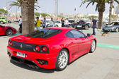 Ferrari 360 Modena — Stock Photo