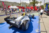 Formula E Renault Spark SRT 01E — Stock Photo