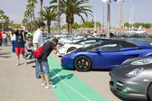 6to6 Barcelona Motordays — 图库照片