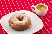 Cronut — Stock Photo