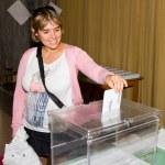 Elections — Stock Photo #50305331