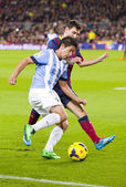 Lionel Messi — Stock Photo