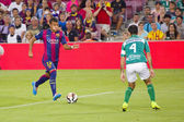 Rafinha in action — Stock Photo