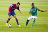 Sergio Busquets of FC Barcelona — Stock Photo