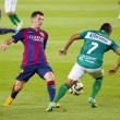 Leo Messi in action — Stock Photo #51682385