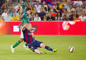 Jeremy Mathieu — Stockfoto
