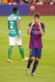 Munir of FC Barcelona — Stock Photo