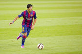 Luis Suarez of FC Barcelona — Stock Photo