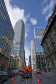 Toronto downtown buildings — Stock Photo