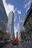 Toronto downtown buildings — Stock Photo