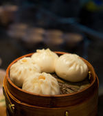 Dim Sum in chinese — Stock Photo