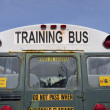 Stock Photo: Training Bus